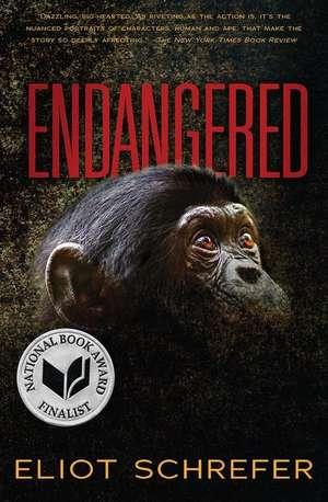 Endangered de Eliot Schrefer