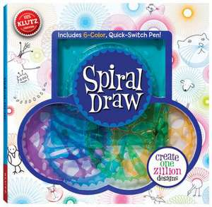 Klutz: Spiral Draw