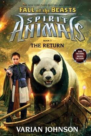 The Return (Spirit Animals
