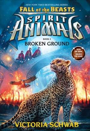 Broken Ground (Spirit Animals