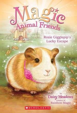 Rosie:  Gigglepip's Lucky Escape de Daisy Meadows