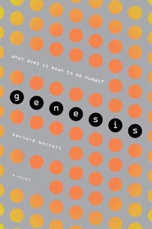 Genesis de Bernard Beckett