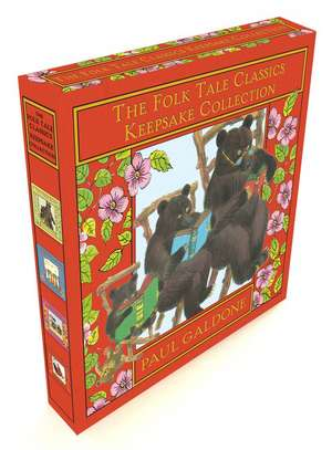 The Folk Tale Classics Keepsake Collection de Paul Galdone