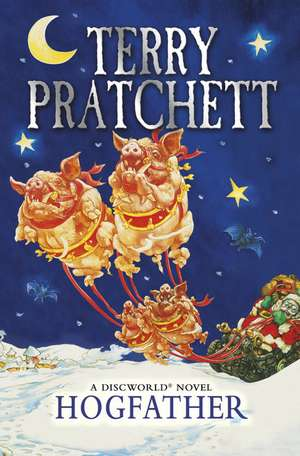 Hogfather de Terry Pratchett