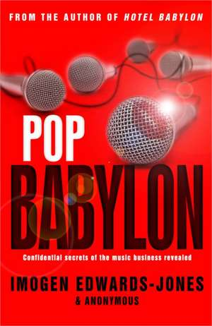 Edwards-Jones, I: Pop Babylon imagine