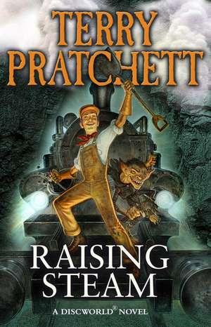 Raising Steam de Terry Pratchett