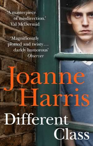 Different Class de Joanne Harris