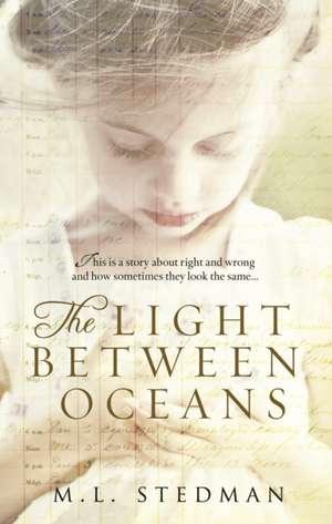 The Light Between Oceans de M. L. Stedman