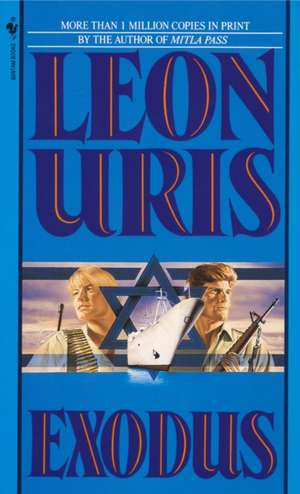 Exodus de Leon Uris