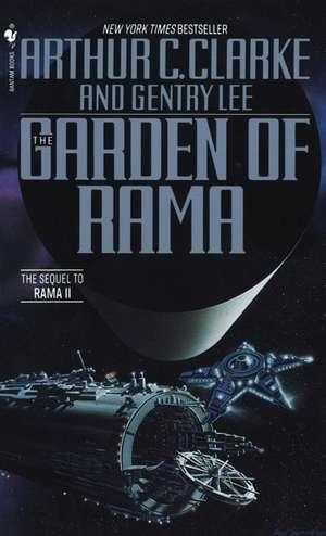 The Garden of Rama de Arthur C. Clarke