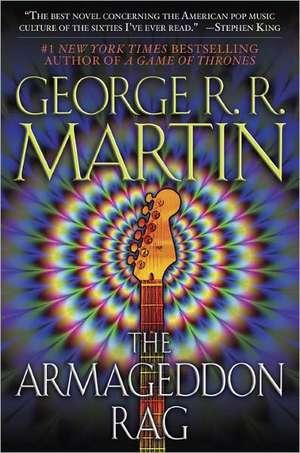 The Armageddon Rag de George R. R. Martin