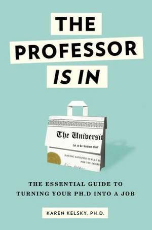 The Professor Is in