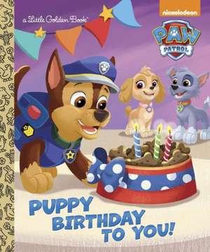Puppy Birthday to You! (Paw Patrol) imagine