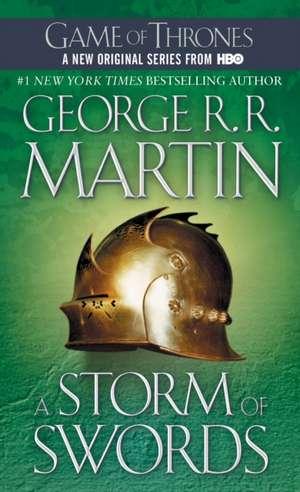 A Storm of Swords de George R. R. Martin