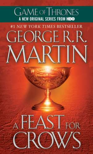 A Feast for Crows de George R. R. Martin