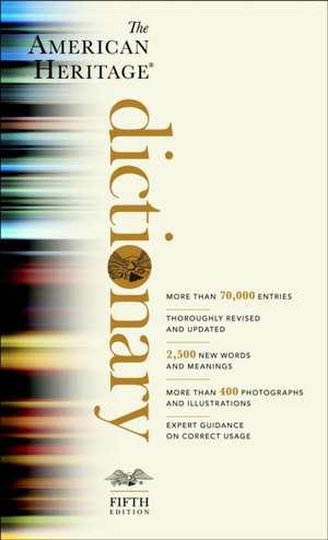 The American Heritage Dictionary de Houghton Mifflin Company