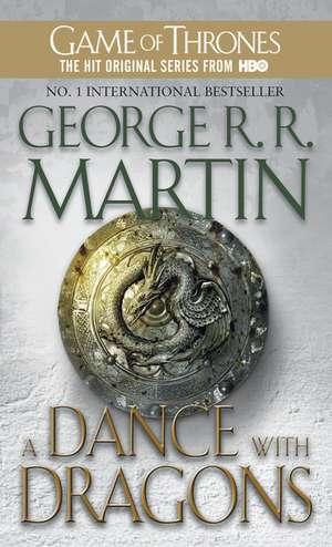 A Dance With Dragons de George R. R. Martin