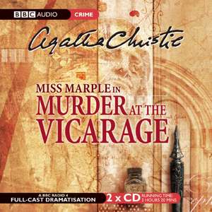 Murder At The Vicarage de Agatha Christie