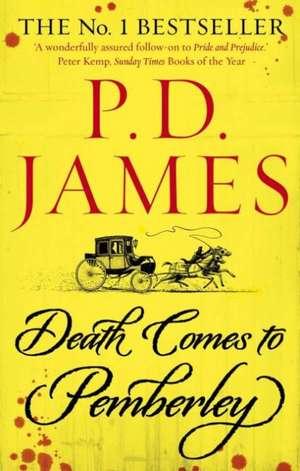 Death Comes to Pemberley de P. D. James
