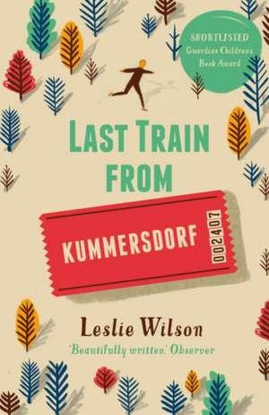 Last Train from Kummersdorf