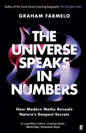 The Universe Speaks in Numbers imagine