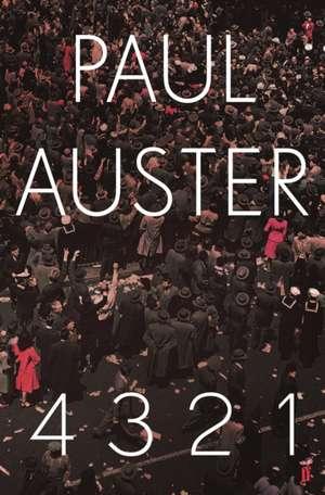 4 3 2 1 (4321) de Paul Auster