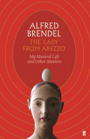Lady from Arezzo de Alfred Brendel