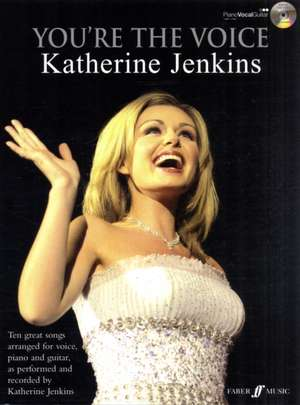 You're The Voice: Katherine Jenkins de Katherine Jenkins