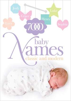 7000 Baby Names imagine
