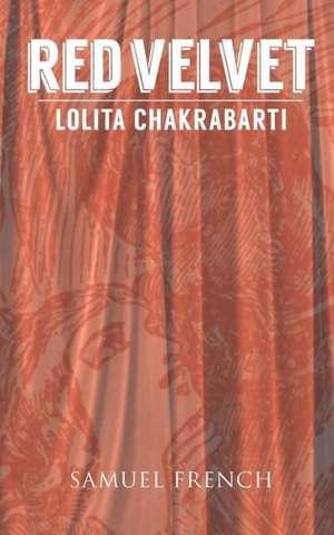 Red Velvet de Lolita Chakrabarti