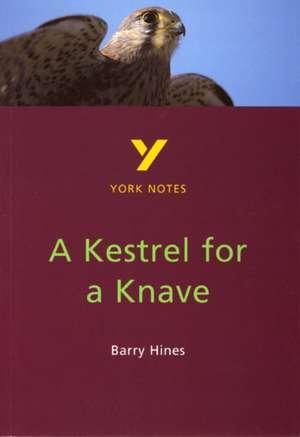 A Kestrel for a Knave de Barry Hines