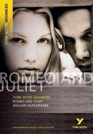 Romeo and Juliet: York Notes Advanced de Hana Sambrook