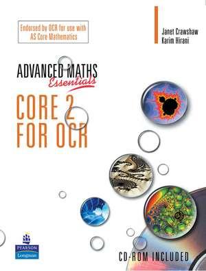 Crawshaw  J: A Level Maths Essentials Core 2 For O