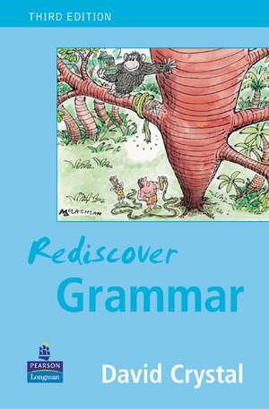 Rediscover Grammar Third edition