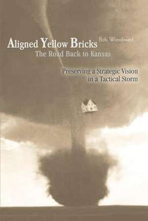Aligned Yellow Bricks de Bob Woodward