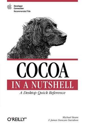 Cocoa in a Nutshell de Michael Beam