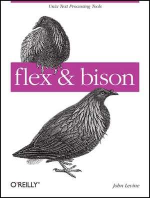 Flex & Bison de John Levine