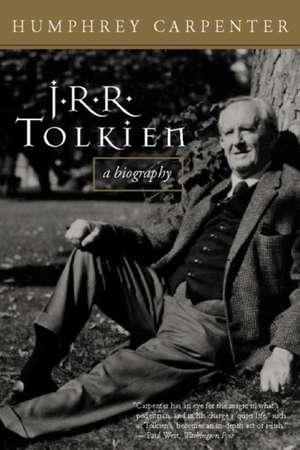 J.R.R. Tolkien: A Biography de Humphrey Carpenter