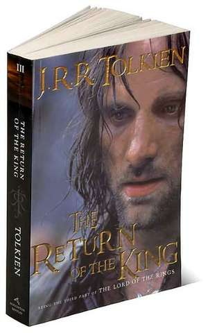 The Return of the King: Being the third part of The Lord of the Rings de J.R.R. Tolkien