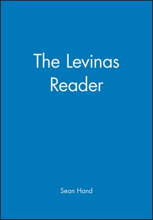 The Levinas Reader