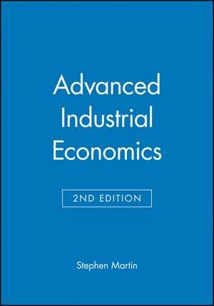 Advanced Industrial Economics
