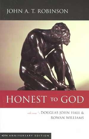 Honest to God de ROBINSON