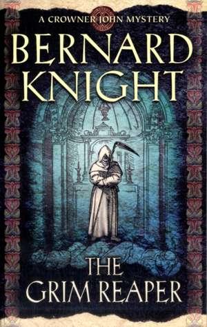 The Grim Reaper de Bernard Knight