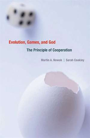 Evolution, Games, and God – The Principle of Cooperation imagine