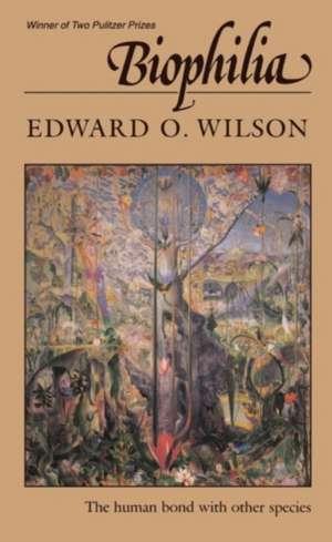 Biophilia (Paper) de E. O. Wilson
