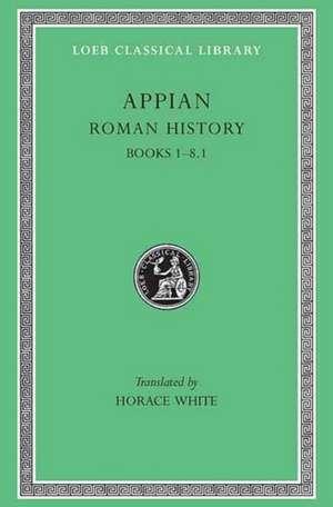 Roman History Books I–VIII ,Pt 1 L002 (Trans. White) (Greek)