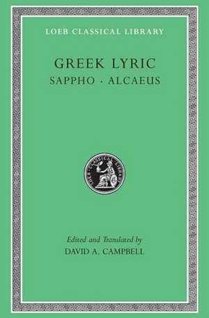 Sappho & Alcaeus L142 V 1 (Trans. Campbell)(Greek) de Greek Lyric