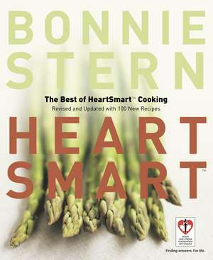Heartsmart:  The Best of HeartSmart Cooking de Bonnie Stern