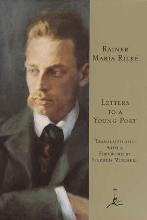 Letters to a Young Poet de Rainer Rilke