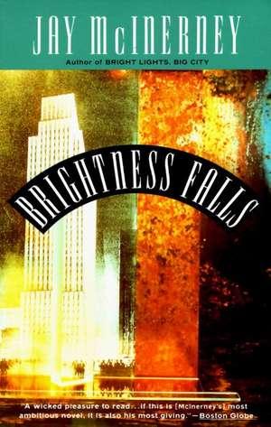 Brightness Falls de Jay McInerney
